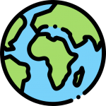 Enlaces de USA, UK, UE y América Latina